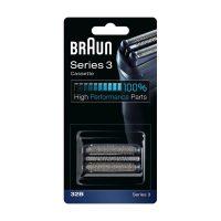 Cabezal Afeitadora Braun - lámina + cuchilla 32B Series3