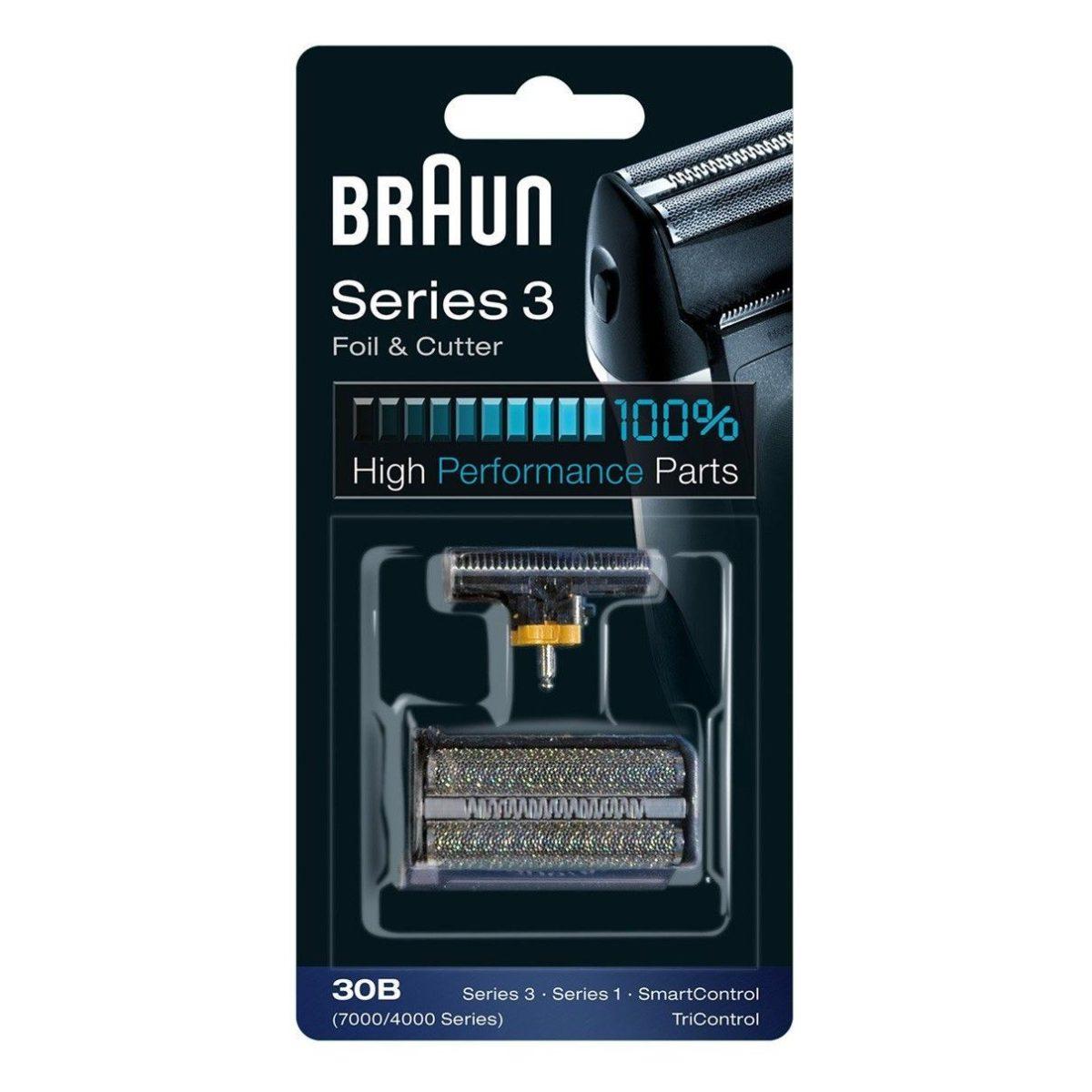 Cabezal afeitadora Braun 30B
