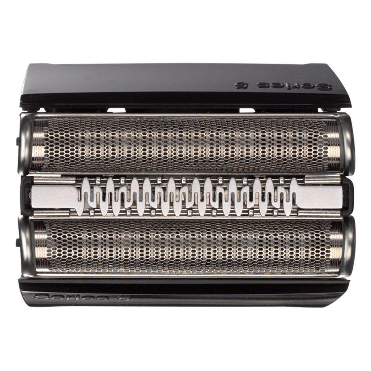 Cabezal afeitadora Braun 52B negro