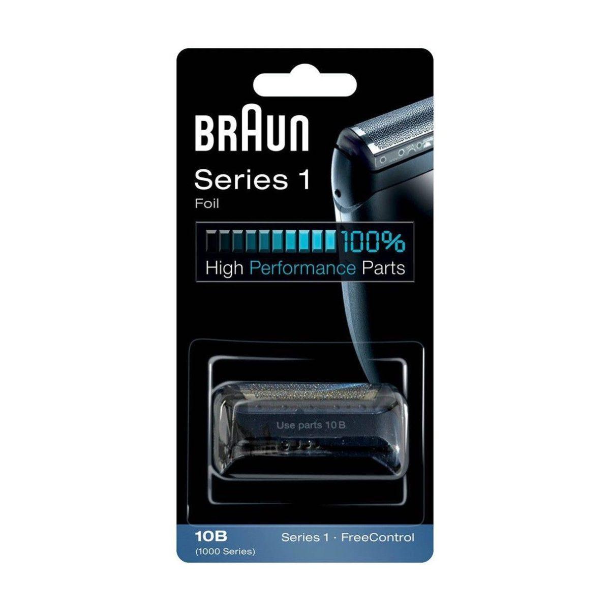 Cabezal Afeitadora Braun 10B series 1 freecontrol