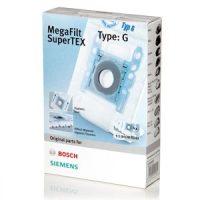 Paquete 4 bolsas + 1 microfiltro tipo G