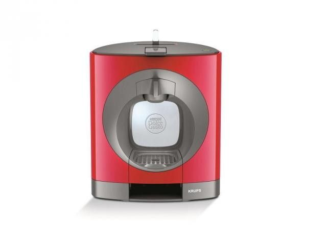 Cafetera Krups Dolce Gusto Oblo KP1105 Roja