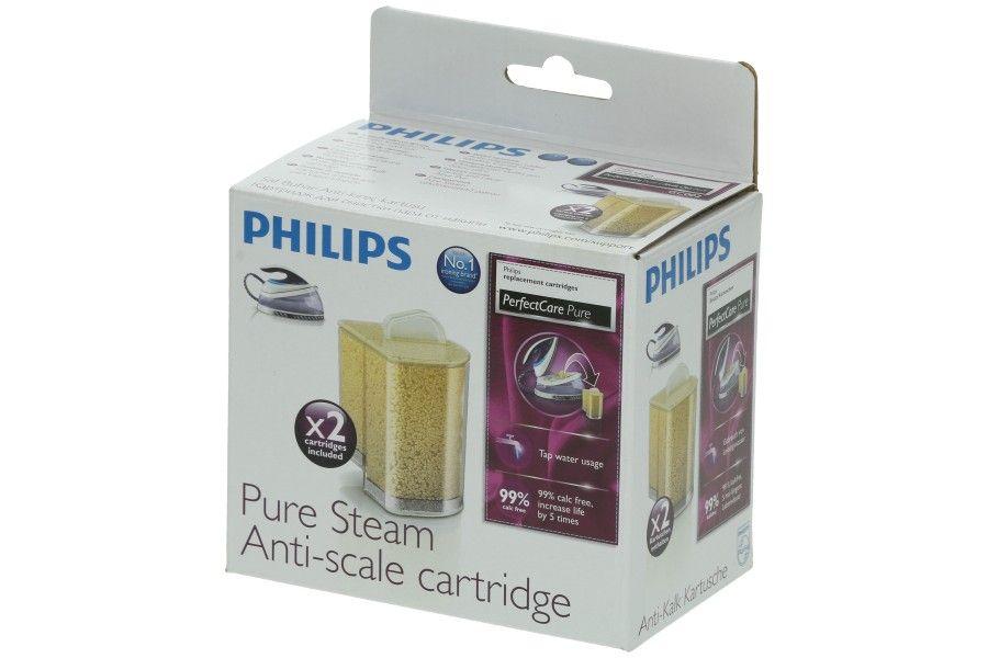 Pack 2 Cartuchos plancha Philips