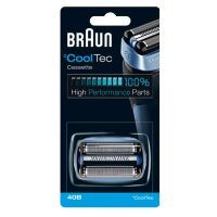 Cabezal Combi Pack afeitadora Braun CoolTec 40B