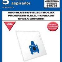 Paquete 5 bolsas AEG/ Electrolux