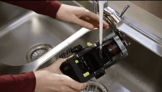 limpieza mecanismo cafetera 1
