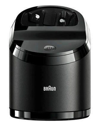 Centro de limpieza y carga Braun Series5