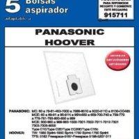 Bolsas aspirador Panasonic Hoover