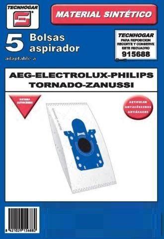 Bolsas aspirador AEG Electrolux Philips...