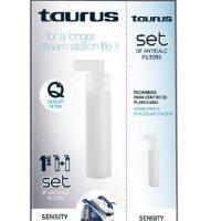 Filtro plancha Taurus Sensity Non Stop pack de 2 unidades