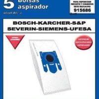 Bolsas aspirador Bosch Siemens Ufesa