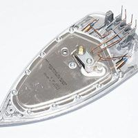 Suela Tefal Express Compact Ultragliss