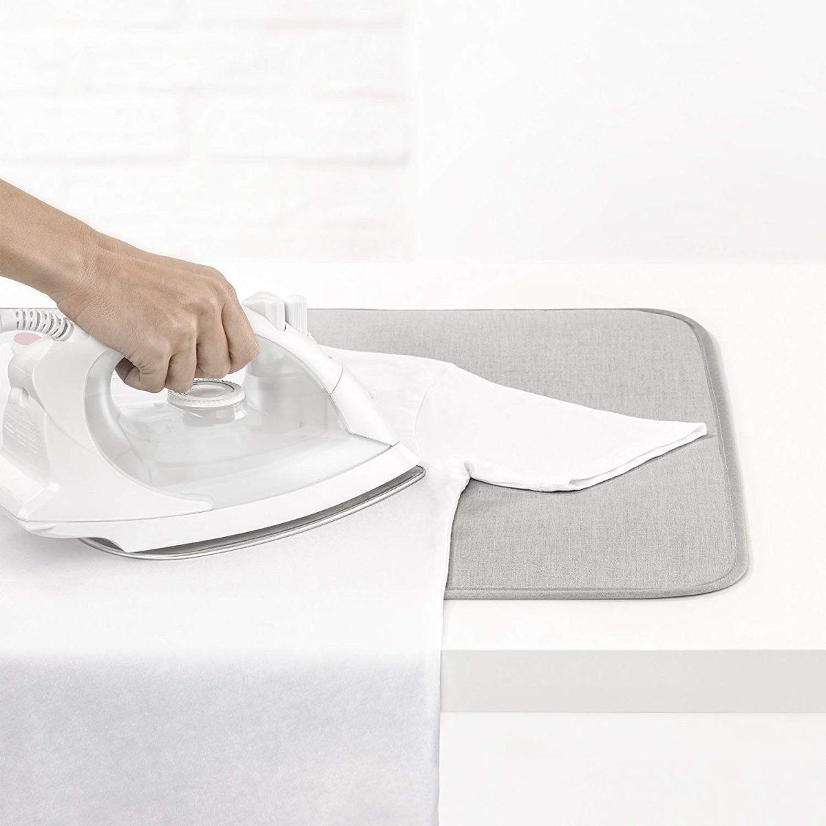 Protector mesa para plancha 90 x 55 cms.
