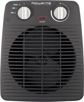 Calefactor Rowenta Compact Power 2000W