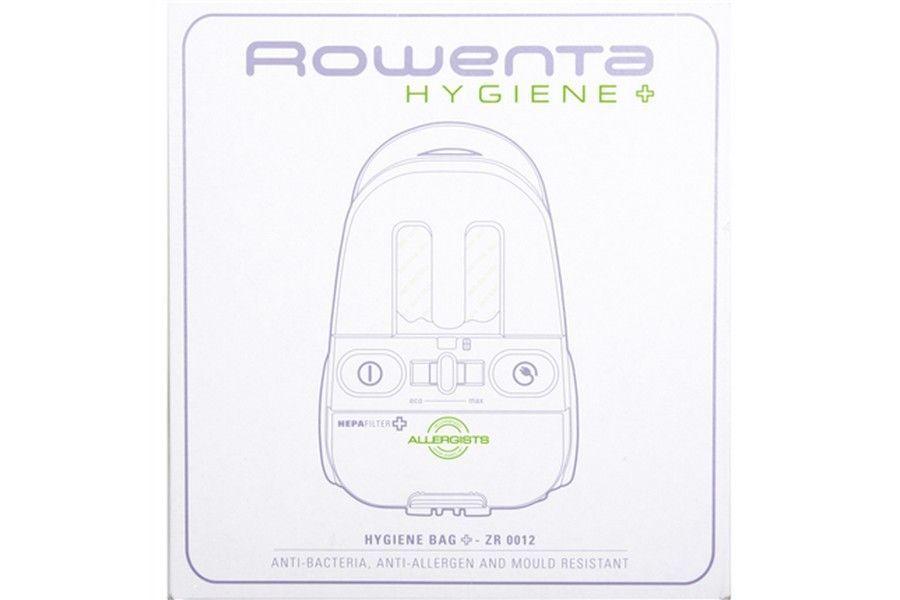 Bolsas aspirador Rowenta Hygiene (4 bolsas + 1 filtro)