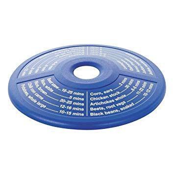 Tapa disco indicador azul Supreme Duromatic