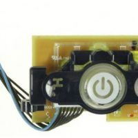 Circuito plancha Philips PerfectCare Expert de 8 pins