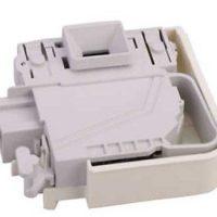 Cierre eléctrico lavadora Siemens
