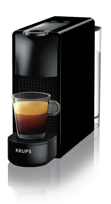 Cafetera Krups Mini XN110810 cápsulas
