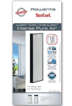 Filtro Allergy purificador Rowenta XD6074F0