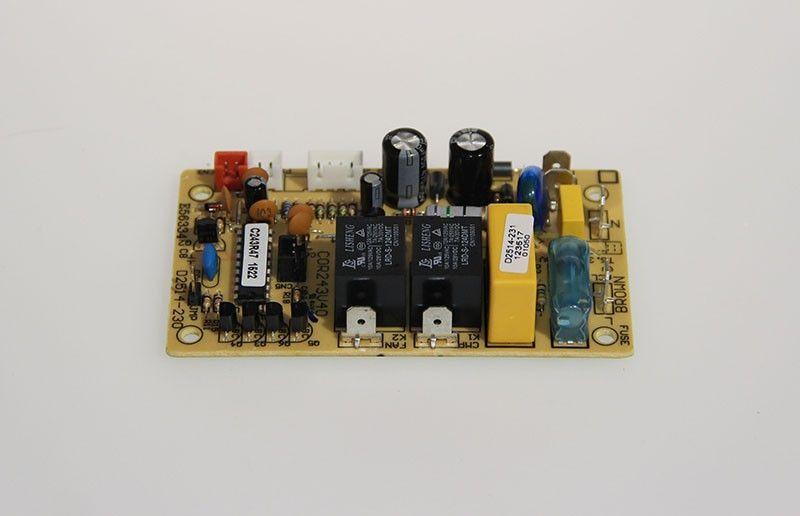 Placa circuito 4 pins deshumificador De longhi DEM10