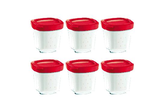 vasos yogurtera tefal