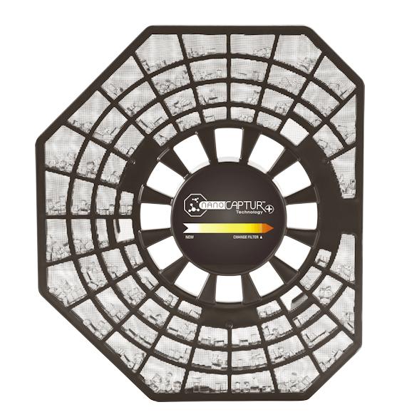 filtro nanocaptur intense pure air