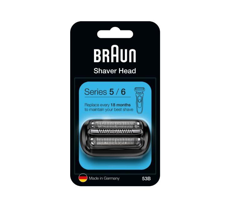 cabezal braun series 5 6